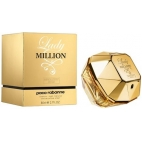 Paco Rabanne - Lady Million Absolutely Gold Pure Parfum pentru femei