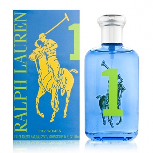 Ralph Lauren - The Big Pony Woman 1 Blue Eau de Toilette pentru femei