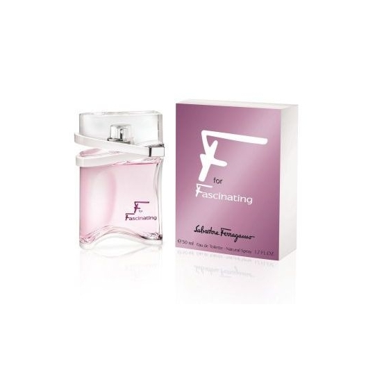 Salvatore Ferragamo - F for Fascinating Eau de Toilette pentru femei