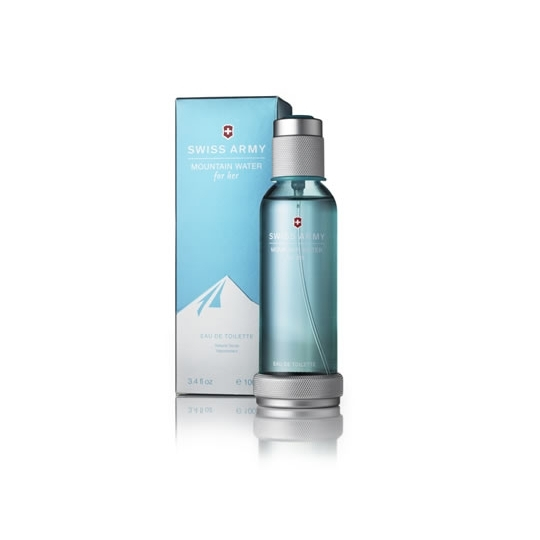 Swiss Army - Mountain Water for Her Eau de Toilette pentru femei