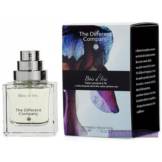The Different Company - Bois d`Iris Eau de Toilette pentru femei