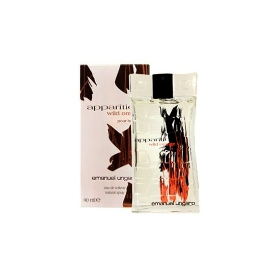 Ungaro - Apparition Wild Orange Men Eau de Toilette pentru barbati