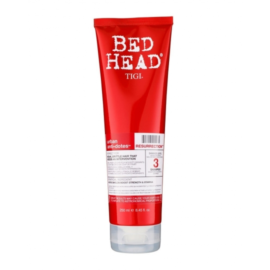 TIGI Bed Head Urban Antidotes Resurrection sampon pentru par sensibil