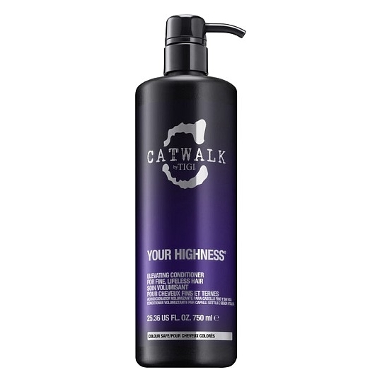 TIGI Catwalk Your Highness balsam pentru volum