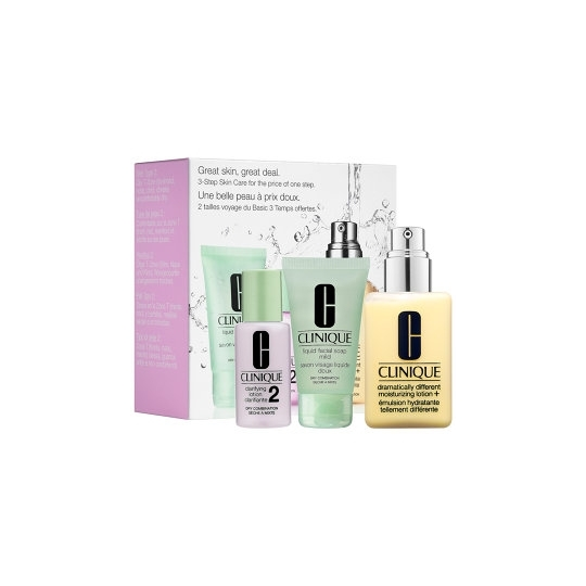 Clinique 3 Steps set cosmetice IX