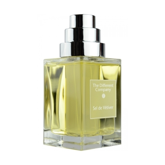 The Different Company - Sel de Vetiver Eau de Parfum unisex