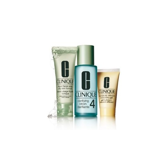 Clinique 3 Steps set cosmetice VIII