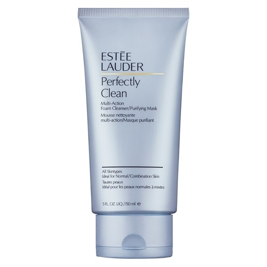 Estée Lauder Perfectly Clean spuma de curatare 2 in 1