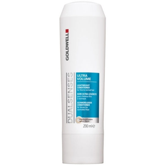 Goldwell - Dualsenses Ultra Volume balsam light pentru par fin si normal