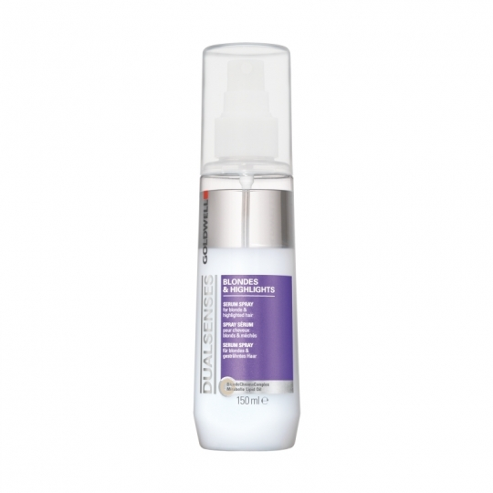 Goldwell - Dualsenses Blondes & Highlights spray protector pentru par cu suvite