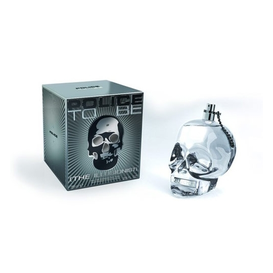 Police - To Be The Illusionist Eau de Toilette pentru barbati