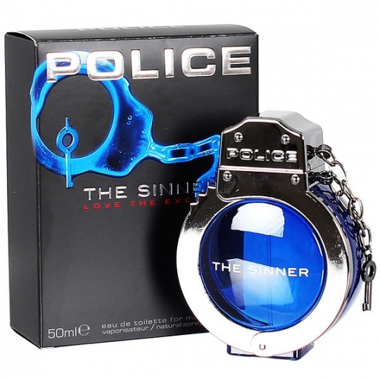 Police - The Sinner For Men Eau de Toilette pentru barbati