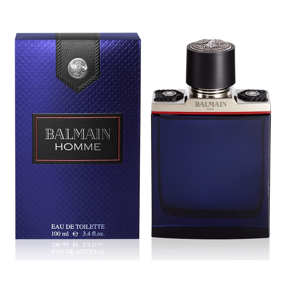 balmain balmain homme eau de toilette pentru barbati esentedelux. Black Bedroom Furniture Sets. Home Design Ideas