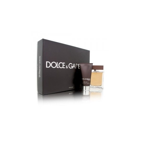 Dolce & Gabbana - The One Men Eau de Toilette Set pentru barbati
